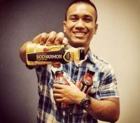 Thanks BodyArmor Super Drink