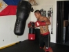 Training for August 3, 2012 Fight