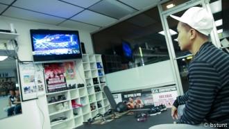 Exclusive: Gesta Interview After Watching Vazquez Win Over Quintero