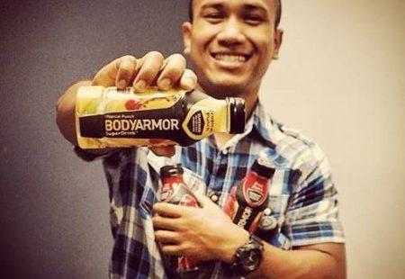 Thanks BodyArmor SuperDrink!!