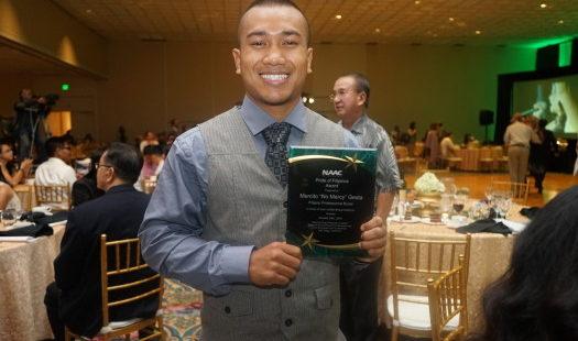Pride of Filipino's Award – NAAC