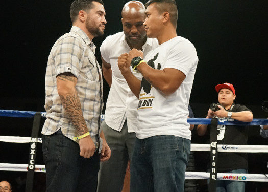 Face-Off with Carlos Molina!! Tixs Now on Sale!